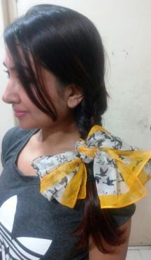 braid bow